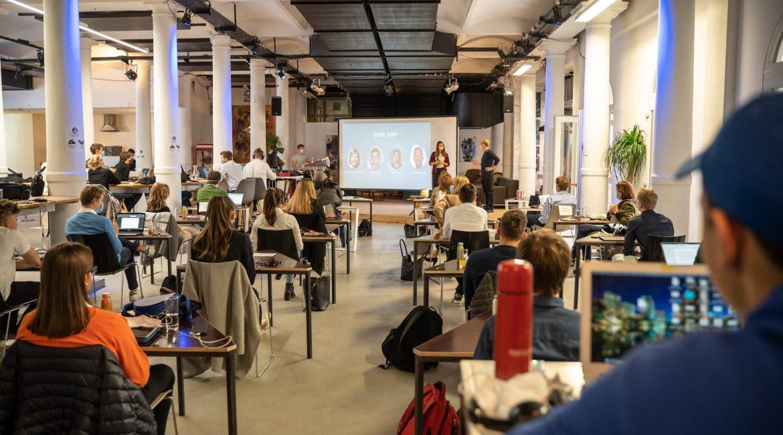 Erfolgreiche Feuertaufe für die Youth Entrepreneurship Week