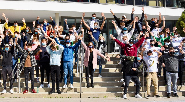 Startup-Spirit bei tausenden Schülern entfachen