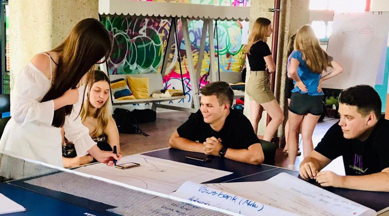 Wie junge Menschen zu nachhaltigen Gestalter/-innen werden